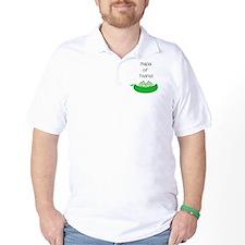 Papa of twins T-Shirt