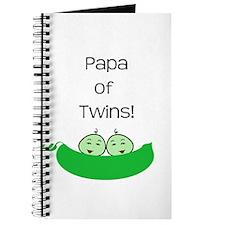 Papa of twins Journal