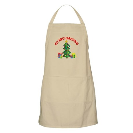 My First Christmas Apron
