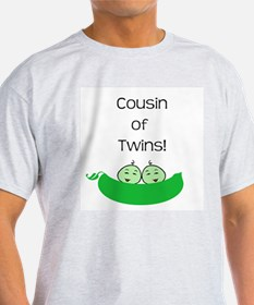Cousin of twins T-Shirt
