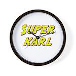 Super karl Wall Clock