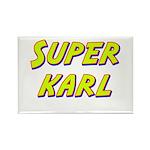 Super karl Rectangle Magnet (10 pack)