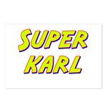 Super karl Postcards (Package of 8)