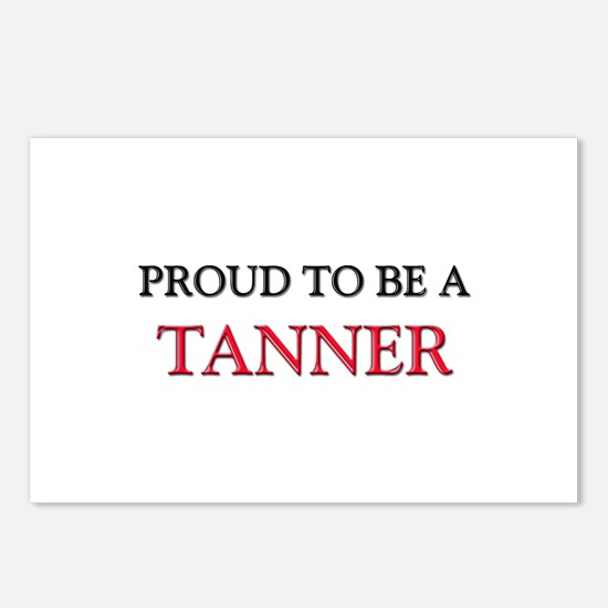 Proud to be a Tanner Postcards (Package of 8)