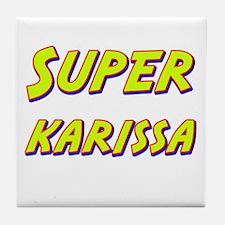 Super karissa Tile Coaster