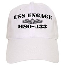 USS ENGAGE Cap