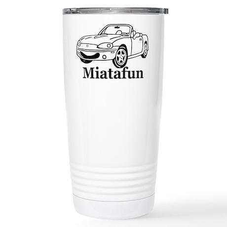 Miatafun Stainless Steel Travel Mug