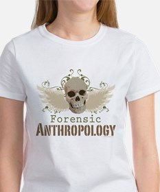 Forensic Anthropology Women's T-Shirt