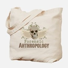 Forensic Anthropology Tote Bag