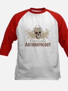 Forensic Anthropology Kids Baseball Jersey