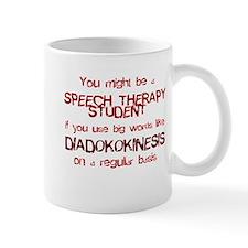 DIADOKOKINESIS Small Mug