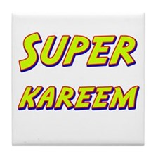 Super kareem Tile Coaster