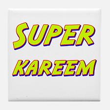 Super kareem Tile Coaster