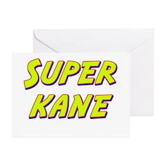Super kane Greeting Card