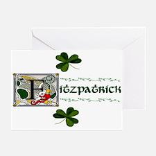 Fitzpatrick Celtic Dragon Note Cards (10)