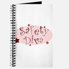 """Safety Diva"" [red] Journal"