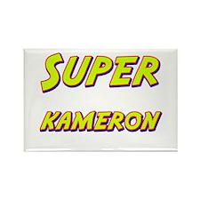 Super kameron Rectangle Magnet