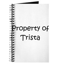 Cute Trista Journal