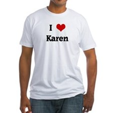 I Love Karen Shirt