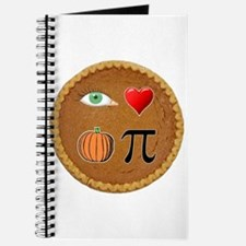 Cute Pumpkin pie Journal