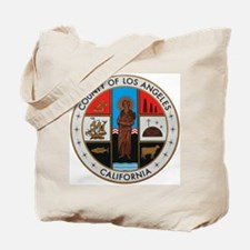 Funny Los angeles Tote Bag