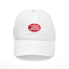 House of Blue Leaves Distress Baseball Cap