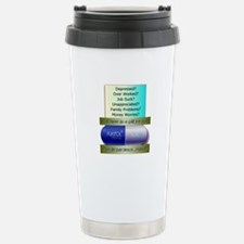Fukitol Stainless Steel Travel Mug