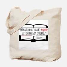 Carl Sagan Tote Bag