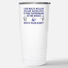 Geocache Stainless Steel Travel Mug
