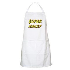 Super kailey BBQ Apron