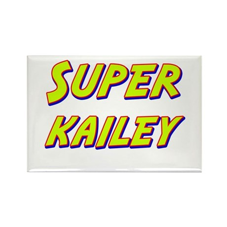 Super kailey Rectangle Magnet (10 pack)