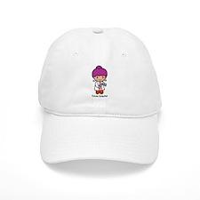 Future Scientist - girl Baseball Cap