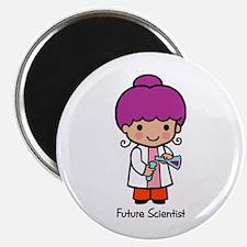 Future Scientist - girl Magnet