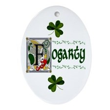 Fogarty Celtic Dragon Keepsake Ornament