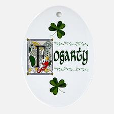 Fogarty Celtic Dragon Keepsake Ornament