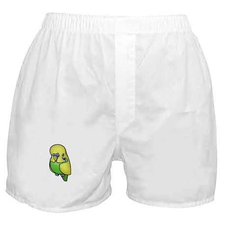 Little Budgie Boxer Shorts