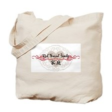 Red Thread Family Tote Bag