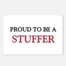 Proud to be a Stuffer Postcards (Package of 8)
