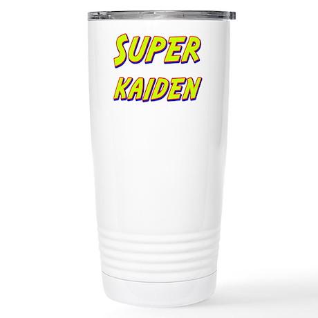 Super kaiden Stainless Steel Travel Mug