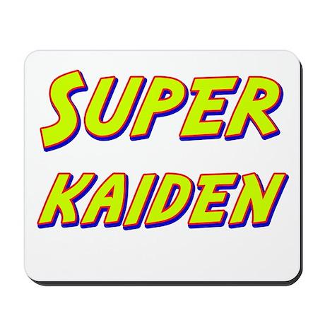 Super kaiden Mousepad