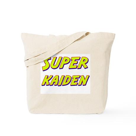 Super kaiden Tote Bag