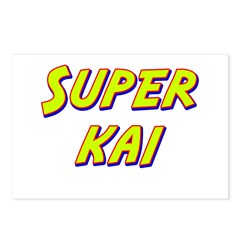 Super kai Postcards (Package of 8)
