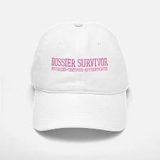 Dossier Survivor (pink) Baseball Baseball Cap