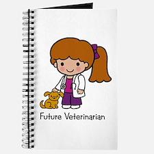 Future Veterinarian Girl Journal