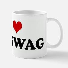 I Love MY SWAG Mug