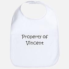 Funny Vincent Bib