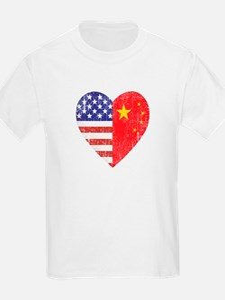 Family Heart T-Shirt