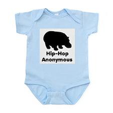 Hip-Hop Anonymous Infant Bodysuit