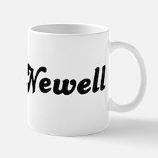 Mrs. Newell Mug
