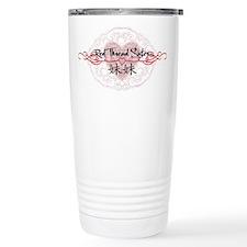 Red Thread Little Sister Travel Mug
